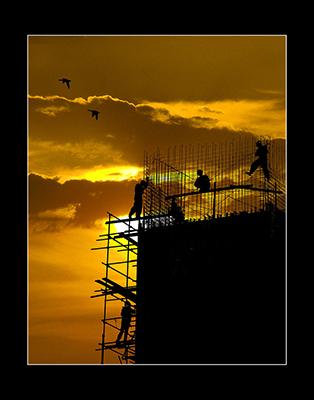 Under Construction, Nesty Ocampo