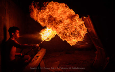 How To Photograph Fire-breathers